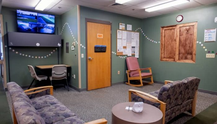 Common Area By Med Room