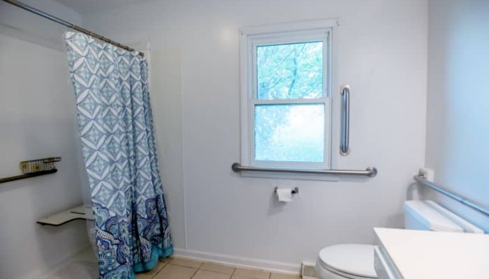 Bathroom And Accessible Shower