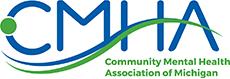 Community Mental Health Association of Michigan logo.