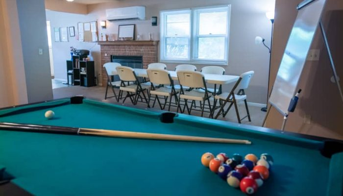 Clubhouse Recreation Area