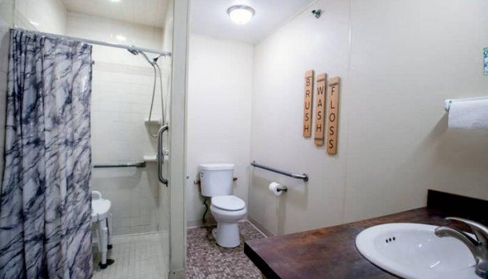 Bathroom Accessible Shower