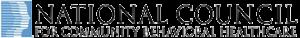 National Council for Community Behavioral Healthcare logo.