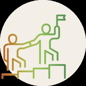teamwork icon.